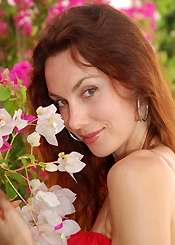 Alyona from Belaya Tserkov, Ukraine.  single