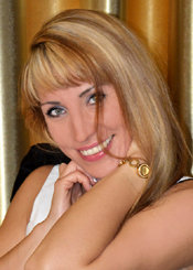 Maria from Slaviansk, Ukraine. Sophisticated and exquisite never been married