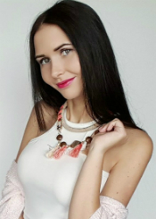 Tatiana from Kiev, Ukraine. Beautiful and charming woman never married