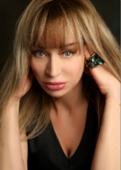 Nina from Kiev, Ukraine. Cheerful and kind, speak good English, Deutsch and Italian