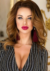 Viktoriia from Vinnitsa, Ukraine. Charming and attractive lady never been married