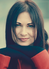 Oksana from Kiev, Ukraine. Serious and charming single