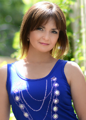 Nataliia from Kharkov, Ukraine. Charming and attractive lady divorced