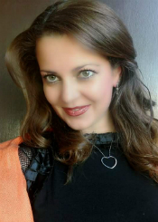 Olga from Kiev, Ukraine. Serious and charming divorced