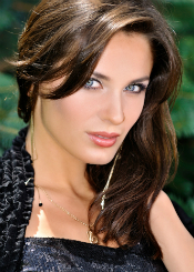 Alexandra from Poltava, Ukraine. Serious and charming divorced