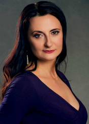 Nataliia from Rivne, Ukraine. Charming and beautiful divorced