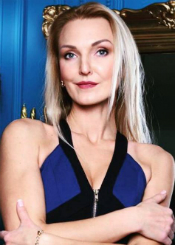 Irina from Kiev, Ukraine. Charming and smart divorced