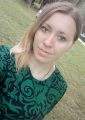 Nataliia  from Kiev, Ukraine. Active and serious woman divorced