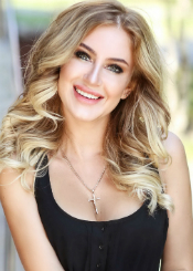 Elena from Kharkov, Ukraine. Charming and attractive lady single