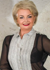 Nataliia from Odessa, Ukraine. Charming and attractive lady divorced