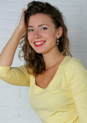 Ekaterina from Kiev, Ukraine. Charming and attractive lady single