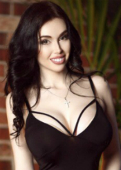 Ekaterina from Vyshgorod, Kiev region, Ukraine. Serious and charming single