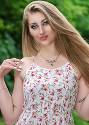 Elizaveta from Poltava, Ukraine. Serious and charming single