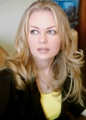 Inna from Kiev, Ukraine. Romantic and cheerful divorced