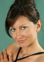 Nelya from Slavyansk, Ukraine. Romantic and funny divorced