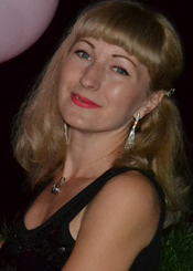 Victoria from Odessa, Ukraine. Romantic and helpful divorced