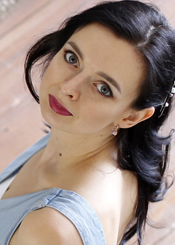 Anna from Boyarka, Ukraine. Active and smart, speak basic English, basic French