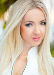 Valeria from Dnipro, Ukraine. Cheerful and active single