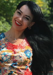 Ludmila from Vinnitsa, Ukraine. Active and romantic divorced