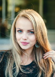 Sophisticated Ukrainian beauty Anna 5097