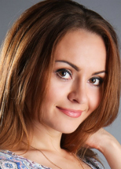 Elena is devoted mother and kind heart lady seeking to find a strong and caring man of her dream.