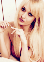 Cheerful girl with serious intentions Svetlana 4915