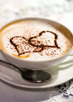 Article by Milena, Benefits of Coffee date